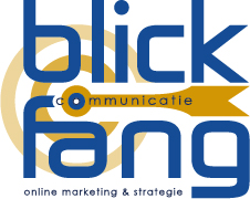Blickfang Communicatie Logo