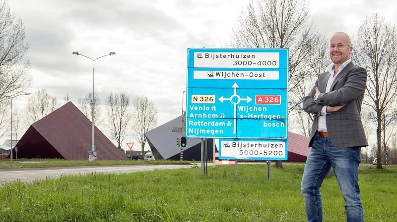 Nieuwe Parkmanager bedrijventerreinen Bijsterhuizen & Wijchen-Oost