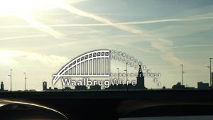 WaalbrugWire Blickfangcommunicatie