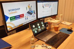 online linkedin training workshop hormes bouwmarkt