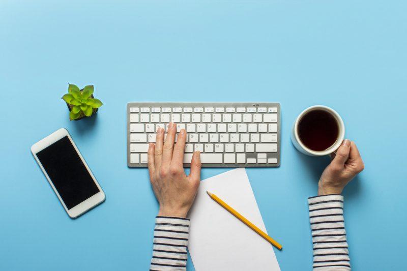 Online communicatie in roerige tijden